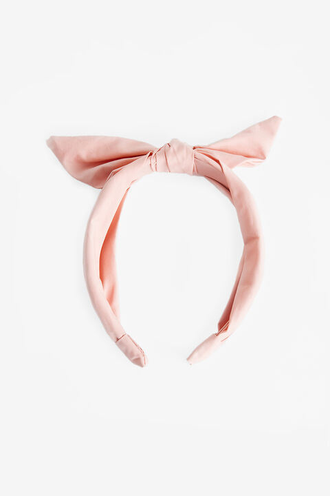 CHELSEY HEADBAND in colour PARADISE PINK