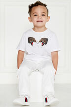ANIMAL TEE in colour BRIGHT WHITE
