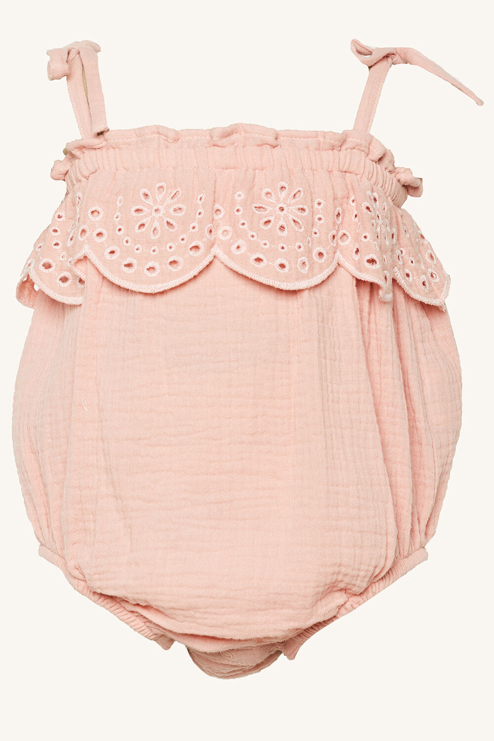 LORENA FRILL GROW in colour PRIMROSE PINK