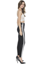 LAURA PONTE PANT in colour CAVIAR