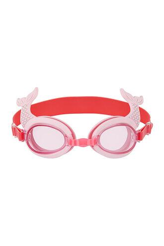 Sh. Swim. Goggles 3-9 Mermaid in colour PARADISE PINK