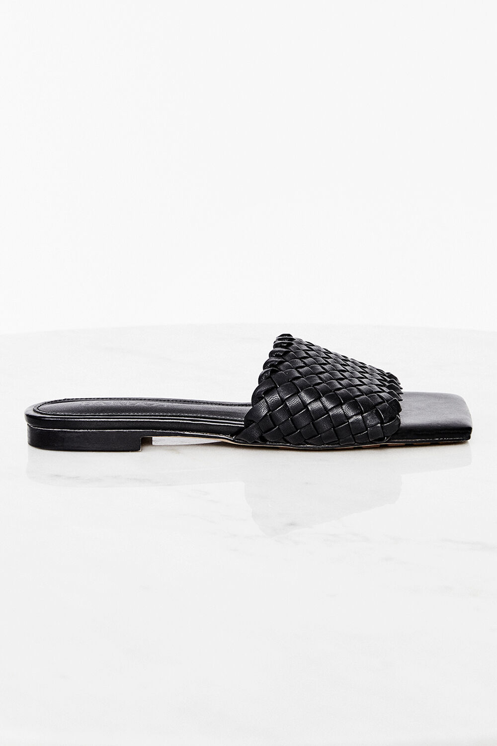 THE WEAVE SANDAL in colour METEORITE