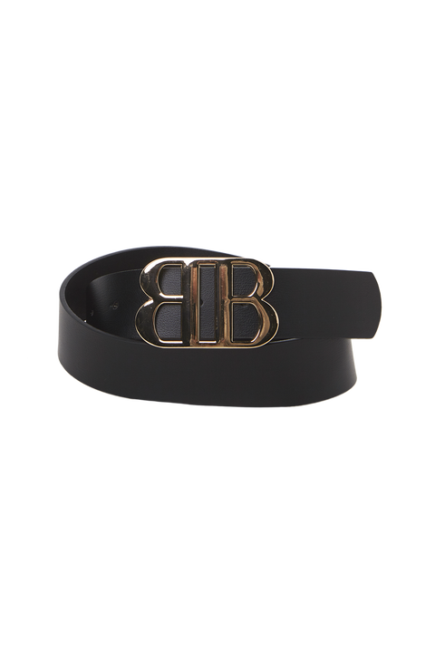 BB BUCKLE BELT in colour METEORITE