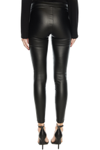 RAVEN BIKER PANT in colour CAVIAR