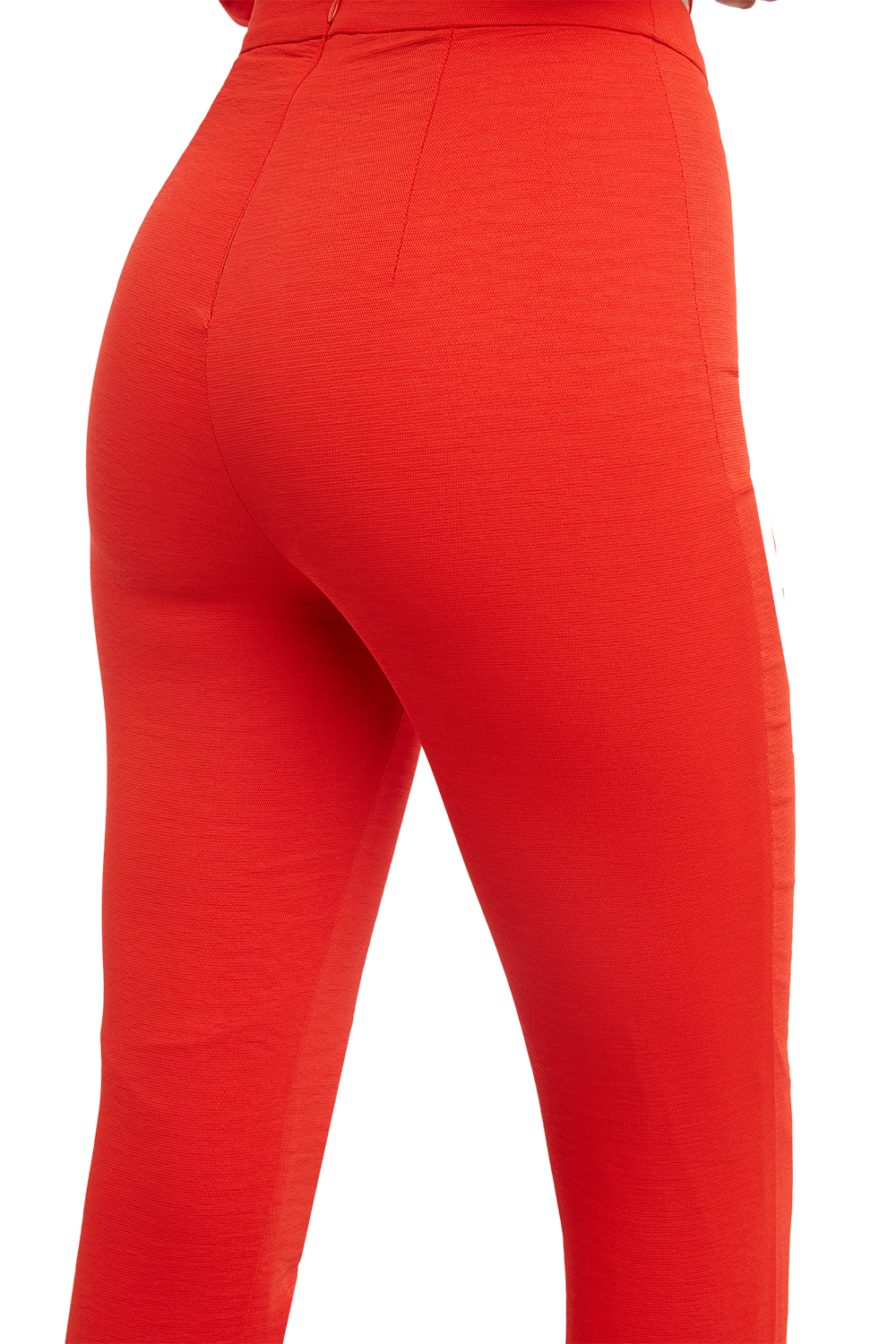 ZALIA SLIM PANT in colour FIESTA