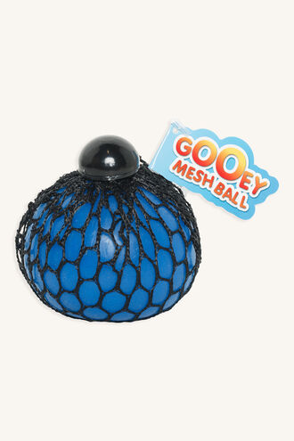 GOOEY MESH BALL in colour BRIGHT WHITE