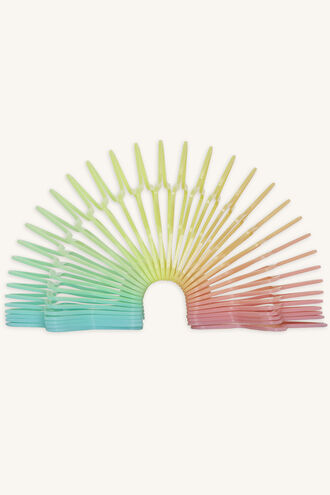 STAR SLINKY in colour BRIGHT WHITE