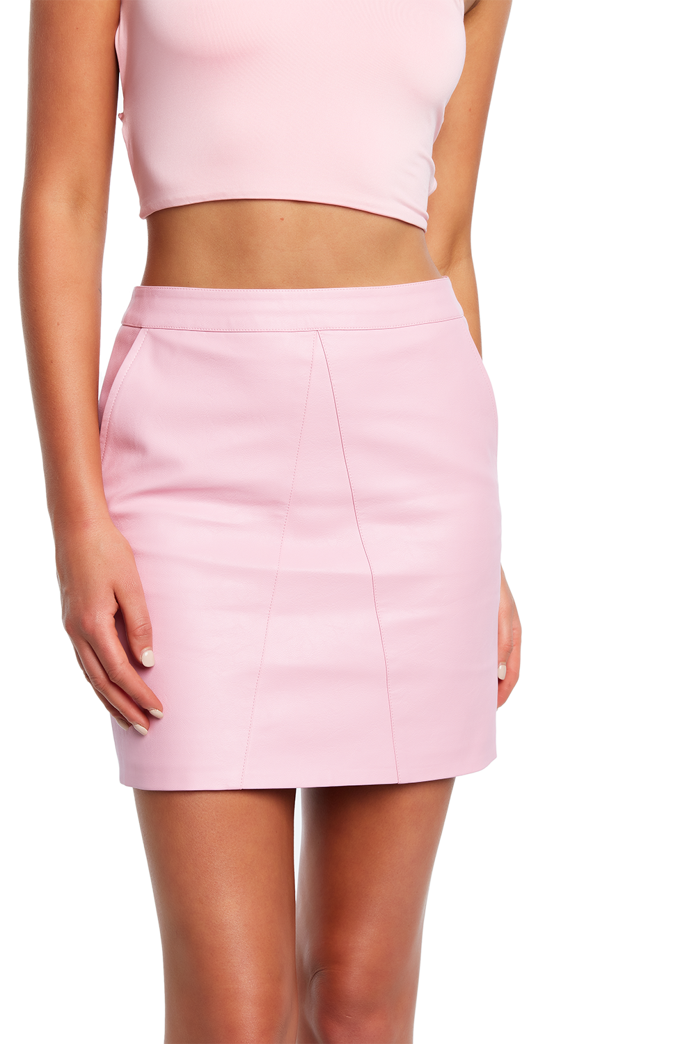 3ae5db6f272b7b ALEXIS SKIRT in colour PINK LADY