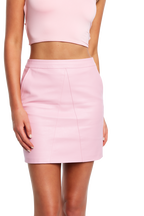 ALEXIS SKIRT in colour PINK LADY