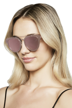 COMING HOME SUNGLASSES in colour BLUSHING BRIDE