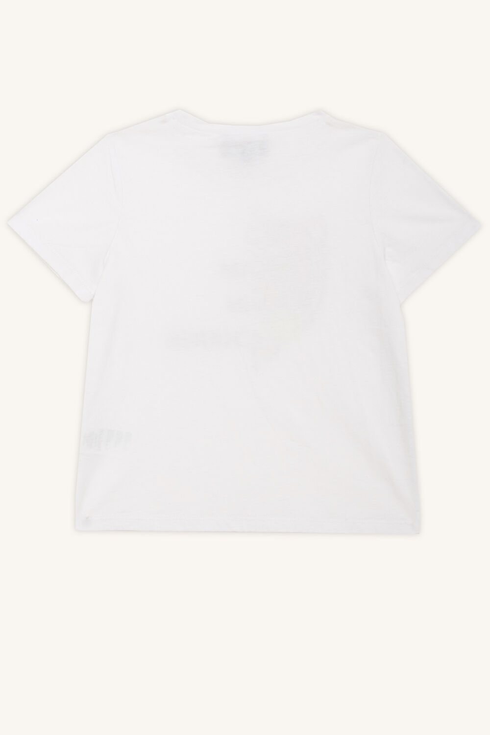 TIGA TEE in colour BRIGHT WHITE