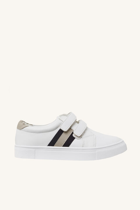 RENNY STRIPE SNEAKER in colour MOONLIGHT