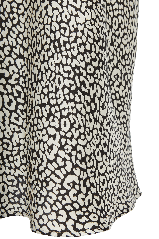 KENDAL BIAS SKIRT in colour BRIGHT WHITE