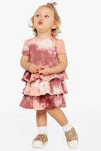 NOLA RARA DRESS in colour MAUVEWOOD