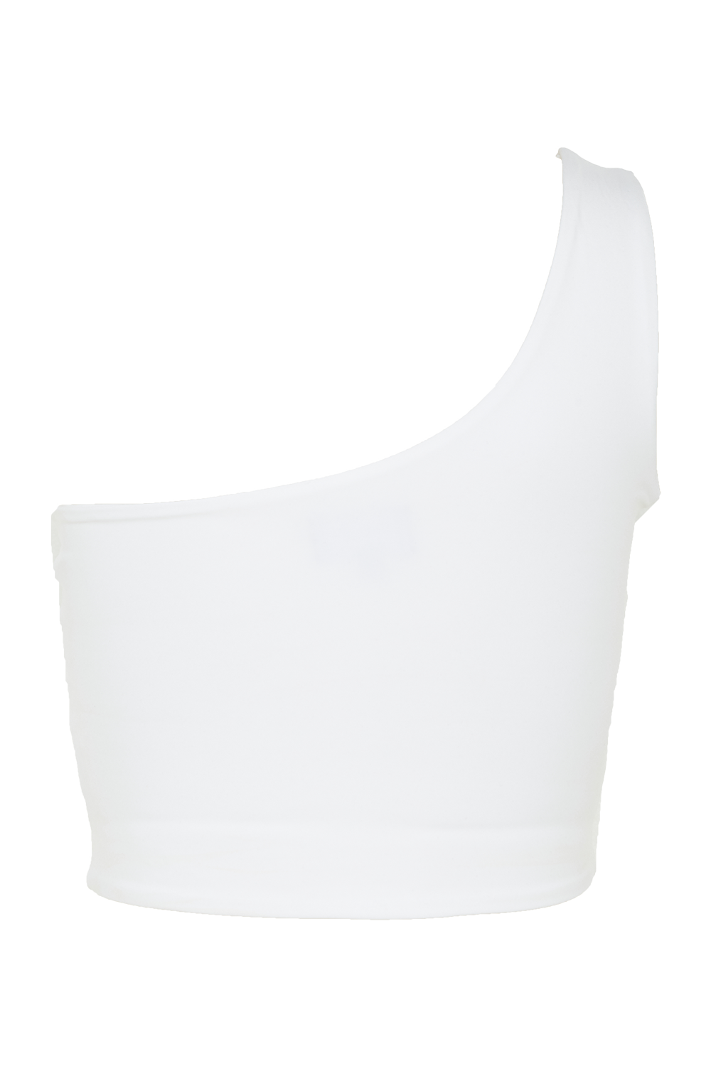 MELANIE CROP TOP in colour BRIGHT WHITE