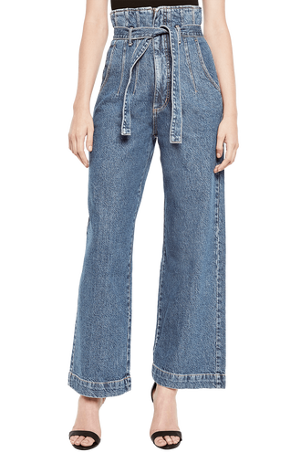 WIDE LEG JEAN in colour CITADEL
