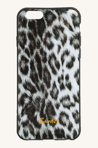 LEOPARD PHONE COVER in colour METEORITE