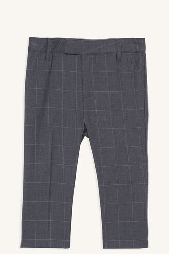 ALFIE SUIT PANT in colour CASTLEROCK