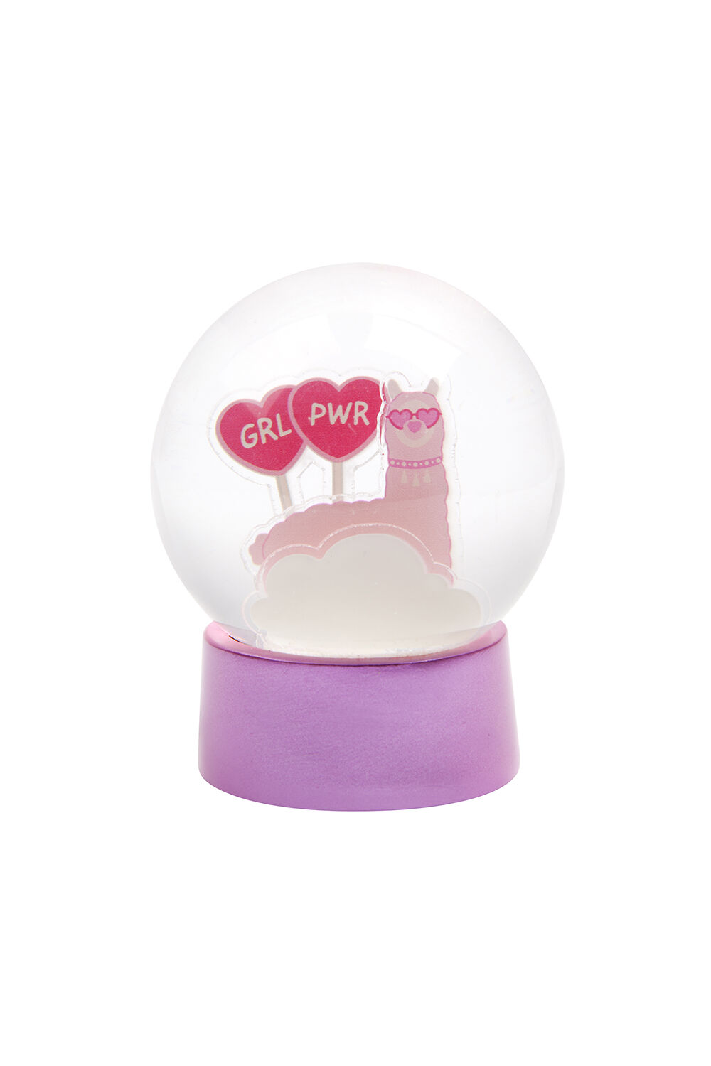 Glitter Globe BFF in colour PARADISE PINK