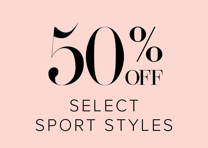 Shop Sporty Styles