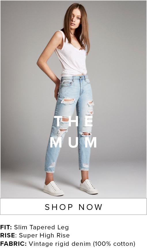 Bardot The Mum Denim Jean