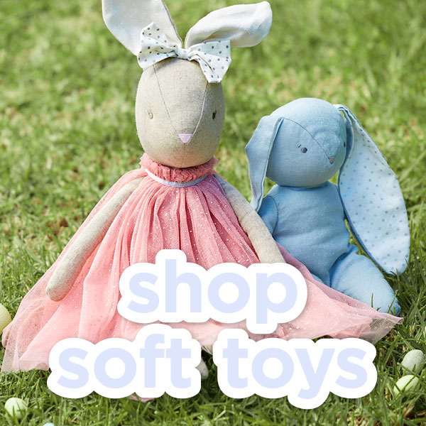 shop bardot junior easter soft toys